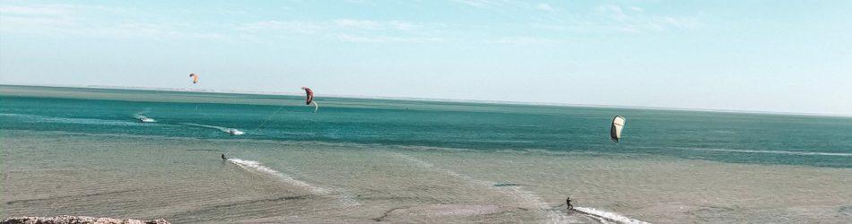 Dakhla, spot de kitesurf